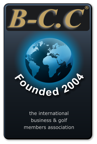 Founded 2004   the international  business & golf  members association
